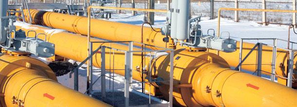 Bölgemizin doğalgaz dağıtım hattı tamamlanmıştır