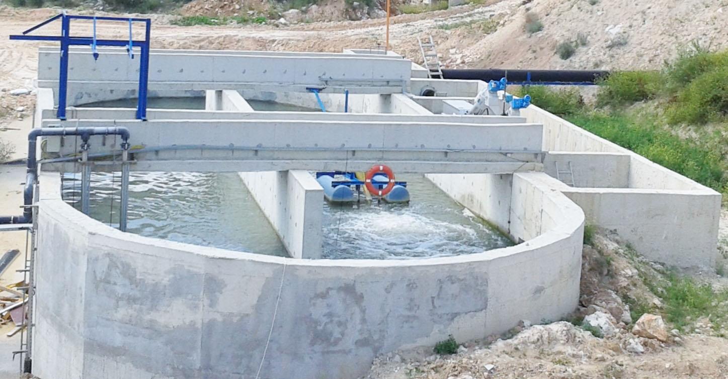Atıksu Arıtma Tesisi ile kanalizasyon ve yağmursuyu hattı hizmete girdi