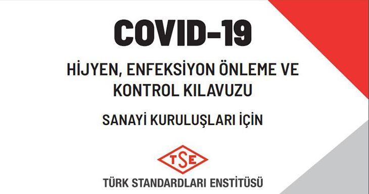 Sanayi Kuruluşları İçin Covid-19 Kılavuzu